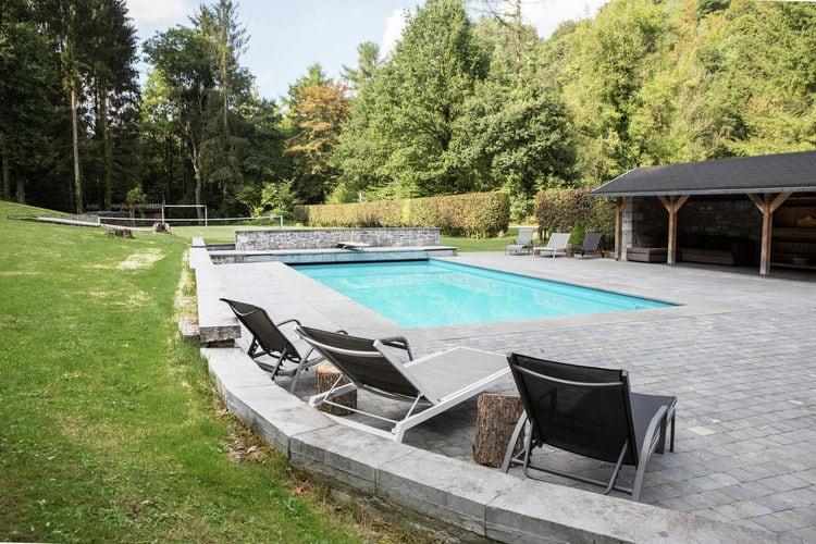 vakantiehuis België, Luik, Modave vakantiehuis BE-4577-02