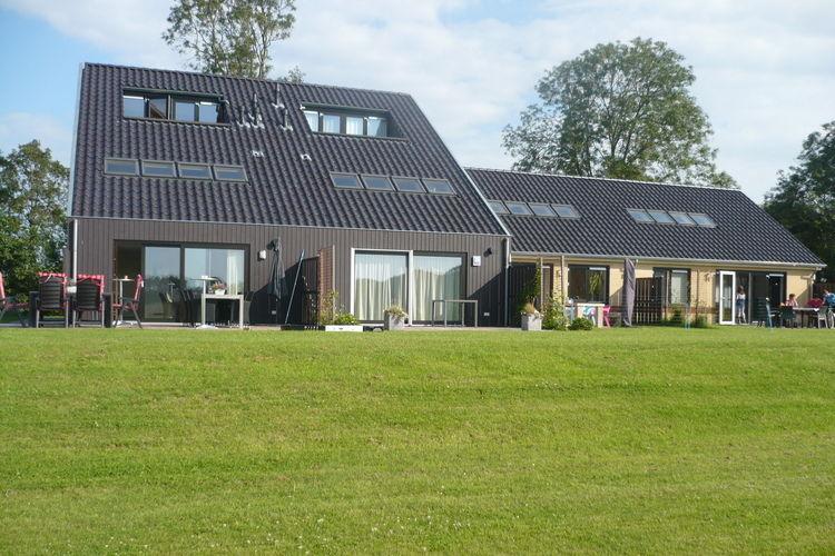 Vakantiehuizen Nederland | Friesland | Vakantiehuis te huur in Langweer   met wifi 8 personen