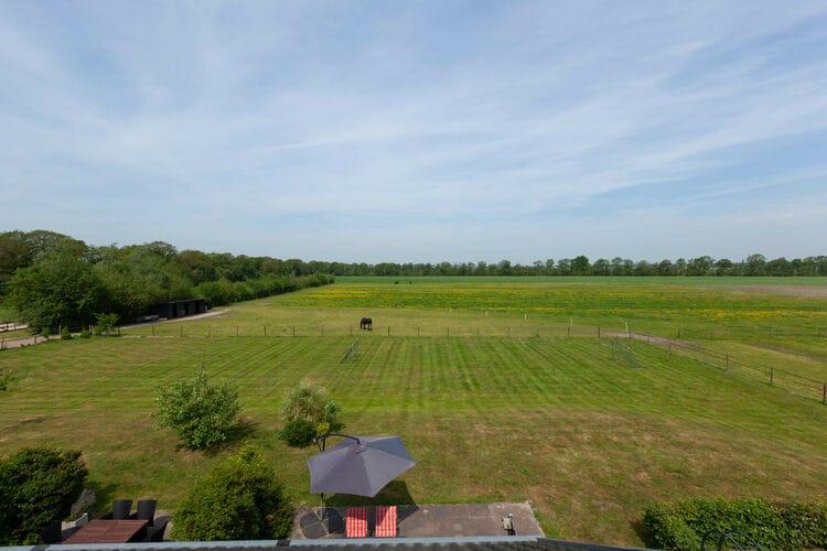 vakantiehuis Nederland, Friesland, Langweer vakantiehuis NL-8525-01