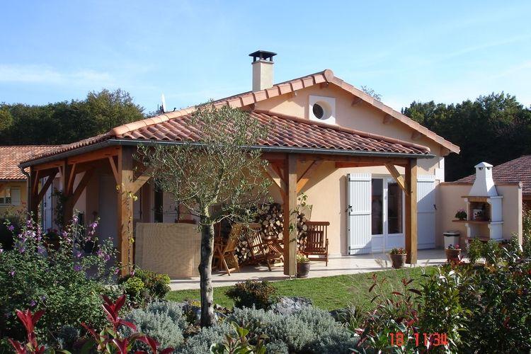 Vakantiehuizen Frankrijk | Pays-de-la-loire | Villa te huur in Les-Forges met zwembad  met wifi 6 personen