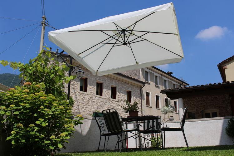 Appartement  met wifi  Miane  Mooi vakantiehuis in Veneto, in de provincie Treviso.