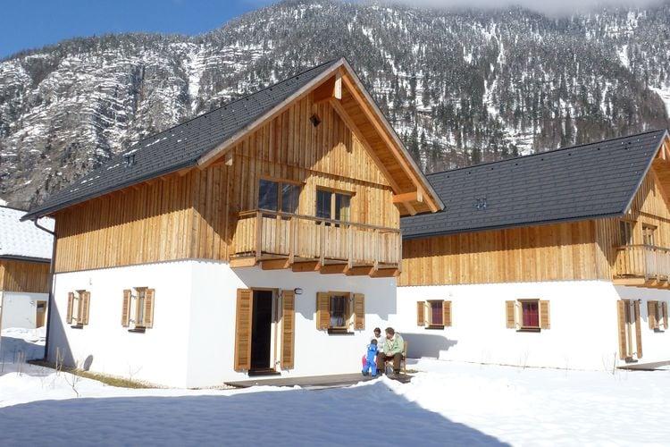 Vakantiehuizen Oostenrijk | Oberoesterreich | Chalet te huur in Obertraun met zwembad  met wifi 6 personen