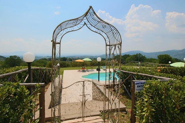 Location ferme vacances Casperia