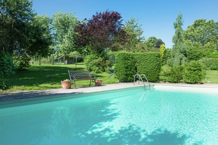 Vakantiewoning huren in Theux-Desnie - met zwembad  met wifi met zwembad voor 9 personen  Deze unieke vakantiewoning ligt vl..