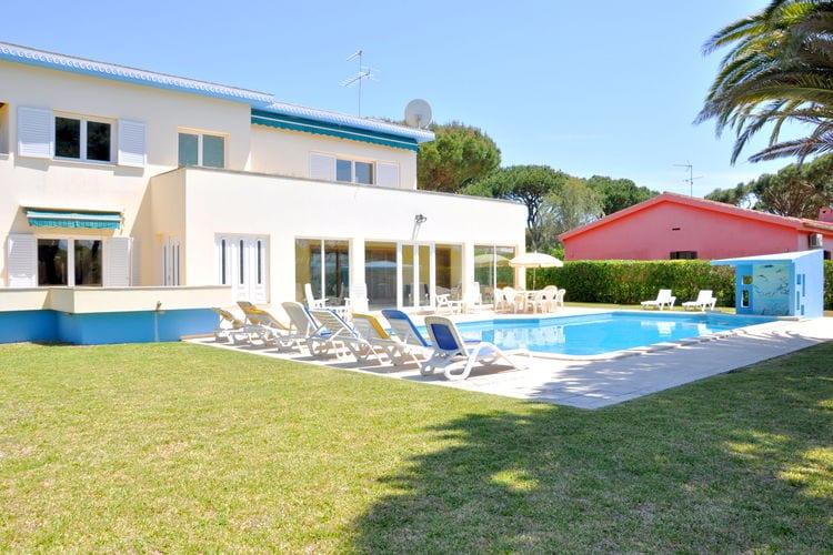 Vakantiehuizen Portugal | Algarve | Villa te huur in Vilamoura met zwembad  met wifi 10 personen