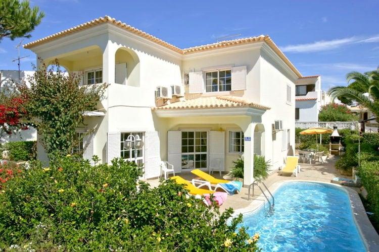 Vakantiehuizen Portugal | Algarve | Villa te huur in Vilamoura met zwembad  met wifi 8 personen