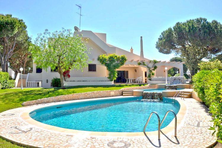 Portugal | Algarve | Villa te huur in Vilamoura met zwembad aan zee met wifi 10 personen