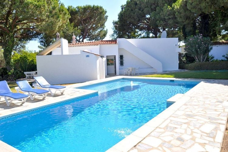 Vakantiehuizen Portugal | Algarve | Villa te huur in Vilamoura met zwembad  met wifi 4 personen