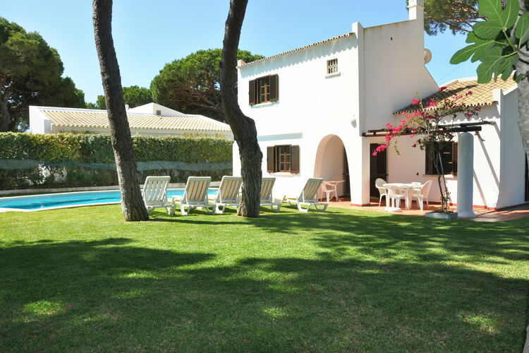 Portugal | Algarve | Villa te huur in Vilamoura met zwembad  met wifi 4 personen
