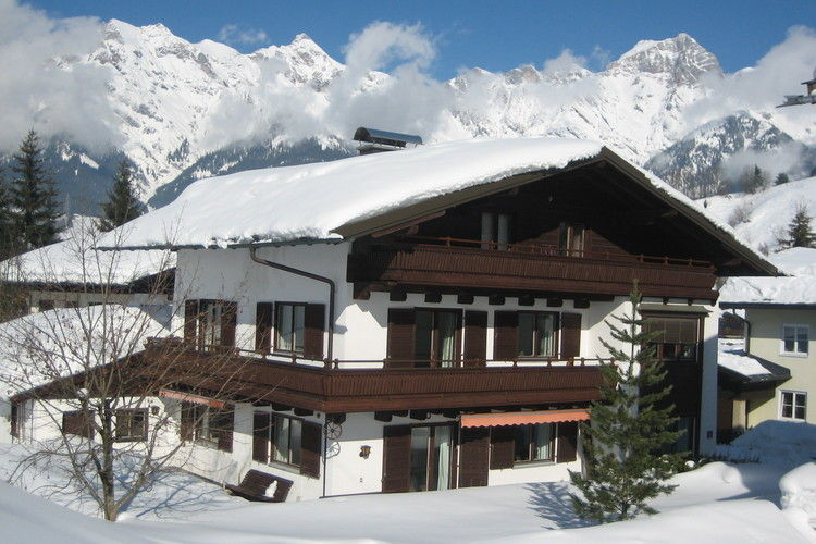 Almblick - Apartment - Maria Alm - Exterior - Winter