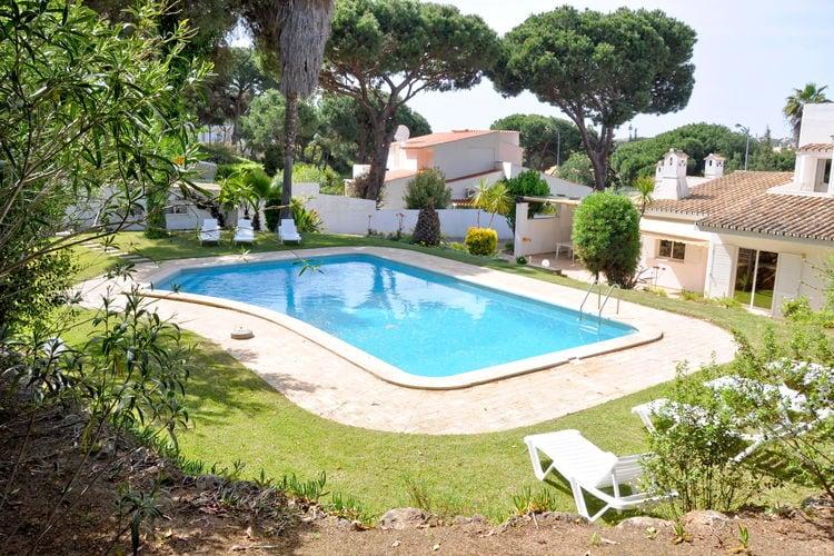 Portugal | Algarve | Villa te huur in Vilamoura met zwembad  met wifi 10 personen