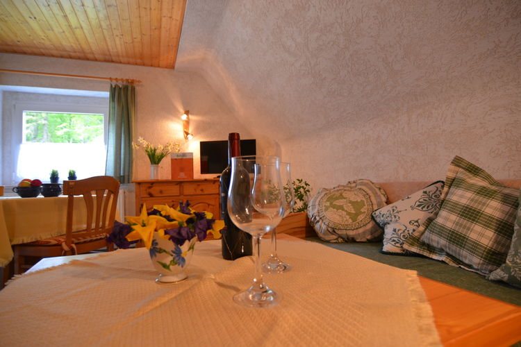 Appartement Duitsland, Thuringen, Bad Tabarz Appartement DE-98599-05