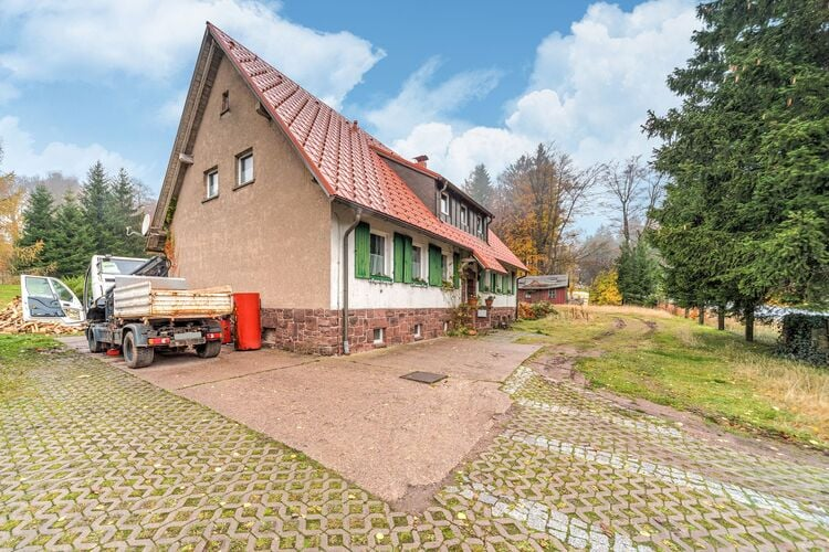 Appartement Duitsland, Thuringen, Bad Tabarz Appartement DE-98599-05