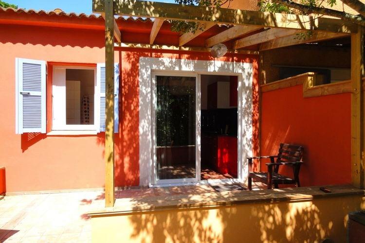 Woning Frankrijk | Corse | Vakantiehuis te huur in Poggio-Mezzana   met wifi 2 personen
