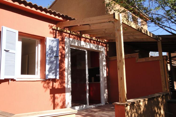 Vakantiehuis  met wifi  CorsePlage