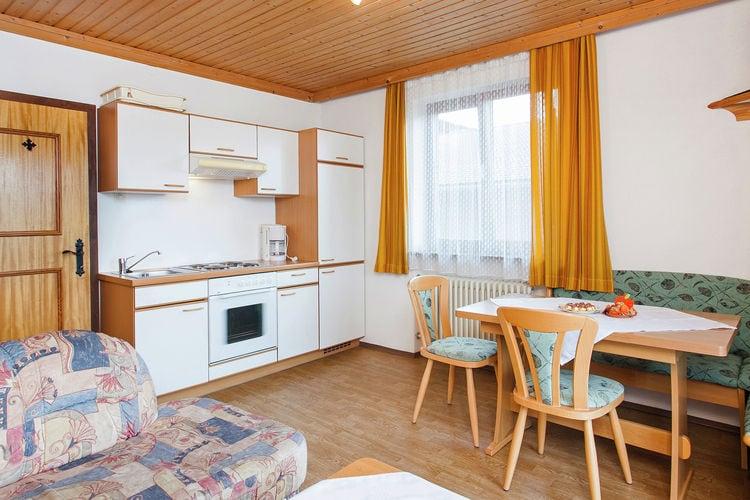 Appartementen Oostenrijk | Salzburg | Appartement te huur in Mittersill   met wifi 4 personen