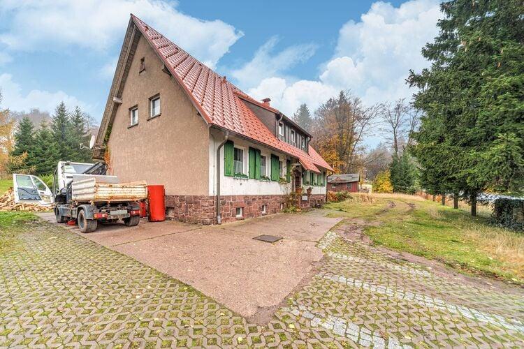 Vakantiehuizen Duitsland | Thuringen | Appartement te huur in Bad-Tabarz   met wifi 2 personen