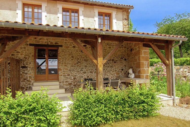 vakantiehuis Frankrijk, Dordogne, Roussines vakantiehuis FR-16310-10