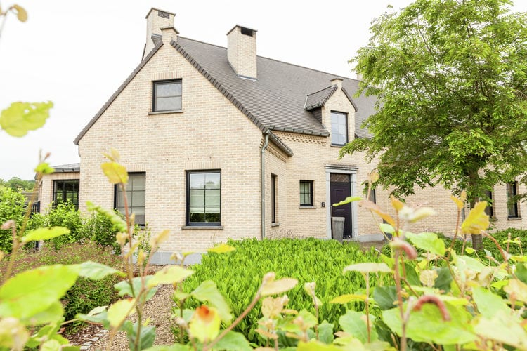 Belgie | Limburg | Villa te huur in Heers met zwembad  met wifi 8 personen