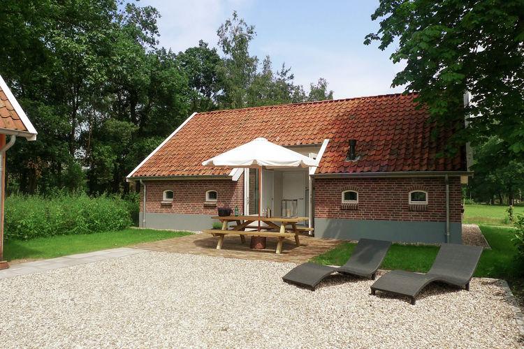 Woning Nederland | Overijssel | Vakantiehuis te huur in Haaksbergen   met wifi 4 personen