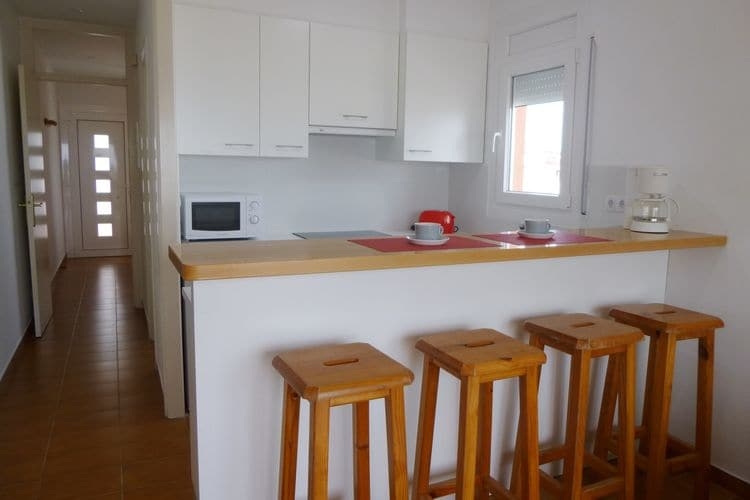 Appartement Spanje, Costa Brava, Empuriabrava Appartement ES-17487-83