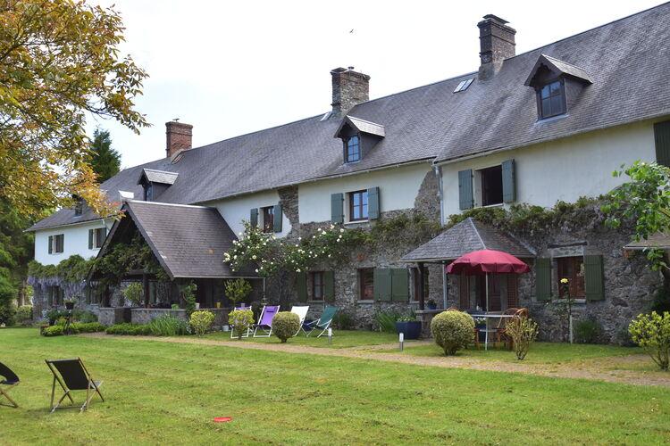 vakantiehuis Frankrijk, Normandie, St Sauveur Lendelin vakantiehuis FR-50490-03