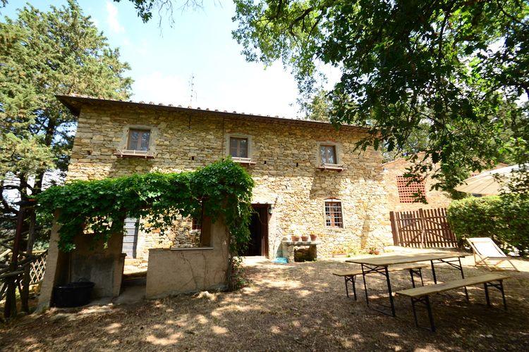 Vakantiehuis  met wifi  Panzano - Greve  la Quercia