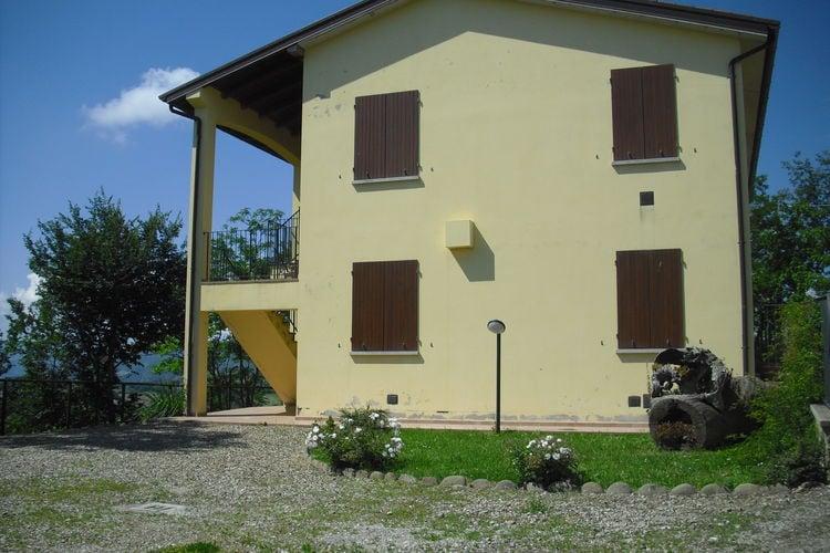 Studio in  natuurrijke omgeving met een panoramisch blik op vallei     Santerno