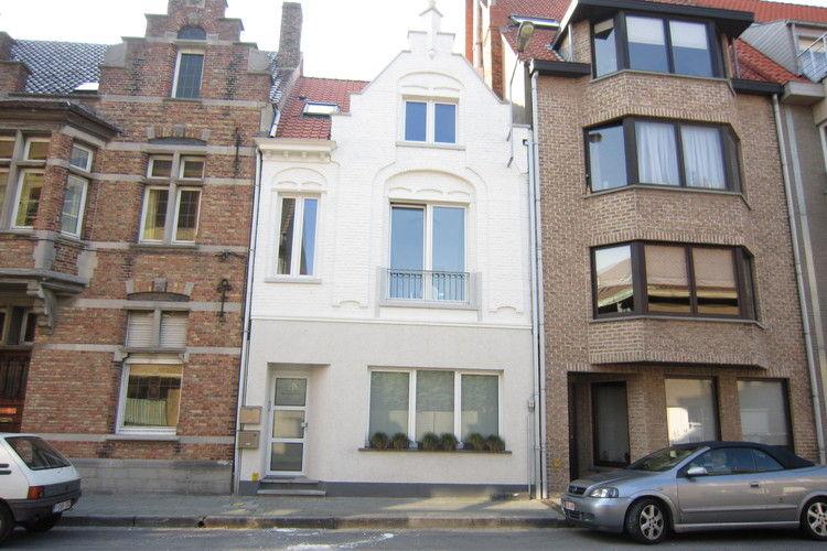 Schitterend trapgevelhuis in Brugse stijl in de mondaine badplaats Knokke-Heist