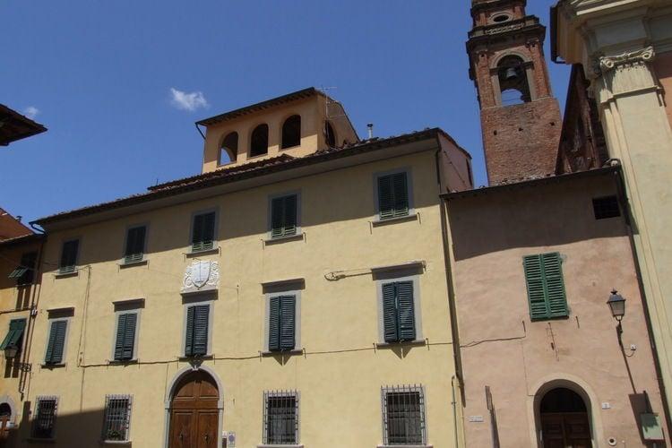 Vakantiewoning huren in Pisa -   met wifi  voor 4 personen  In het historische centrum van Pis..