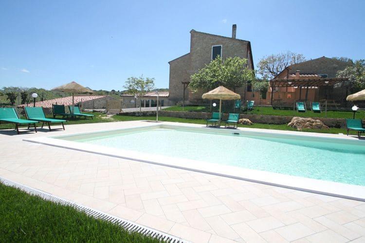 Boerderij Italië, Toscana, Montescudaio Boerderij IT-56040-64