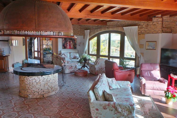 Villa Frankrijk, Midi-Pyrenees, Marciac Villa FR-32230-05
