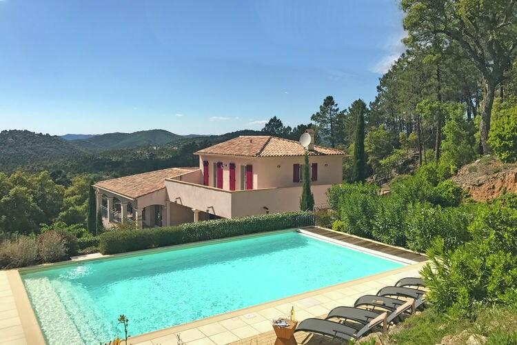 Villa Frankrijk, Provence-alpes cote d azur, Le muy Villa FR-83490-08