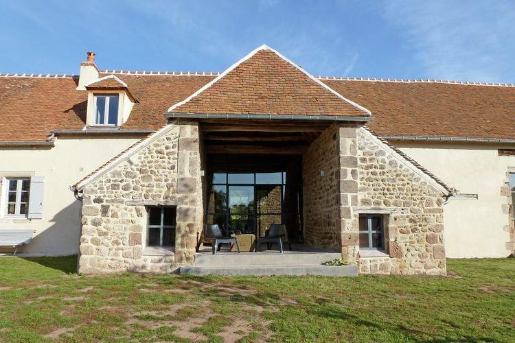 Vakantiehuizen Frankrijk | Auvergne | Boerderij te huur in Braize   met wifi 10 personen
