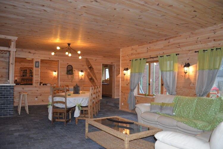 Vakantiewoning België, Luik, Nivezé-Spa vakantiewoning BE-4900-57
