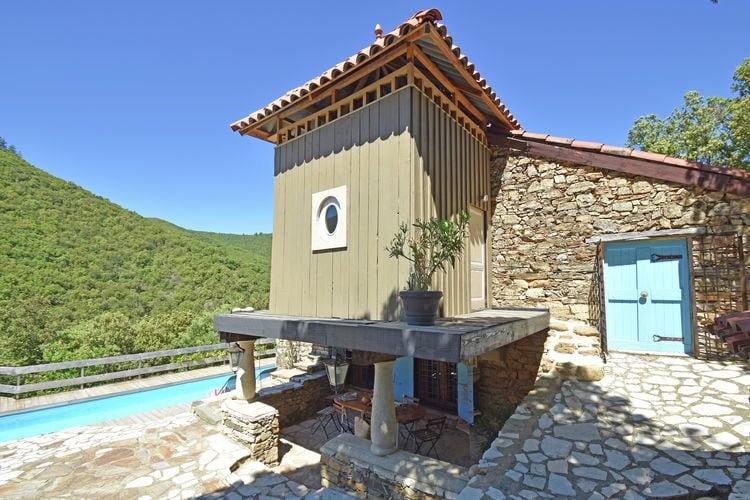 Ferienhaus Au milieu de la nature entre Olargues et Prémian (682081), Olargues, Hérault Binnenland, Languedoc-Roussillon, Frankreich, Bild 1