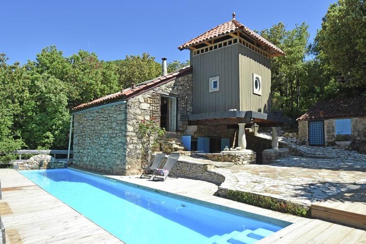 Ferienhaus Au milieu de la nature entre Olargues et Prémian (682081), Olargues, Hérault Binnenland, Languedoc-Roussillon, Frankreich, Bild 2