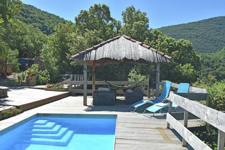 Ferienhaus Au milieu de la nature entre Olargues et Prémian (682081), Olargues, Hérault Binnenland, Languedoc-Roussillon, Frankreich, Bild 7