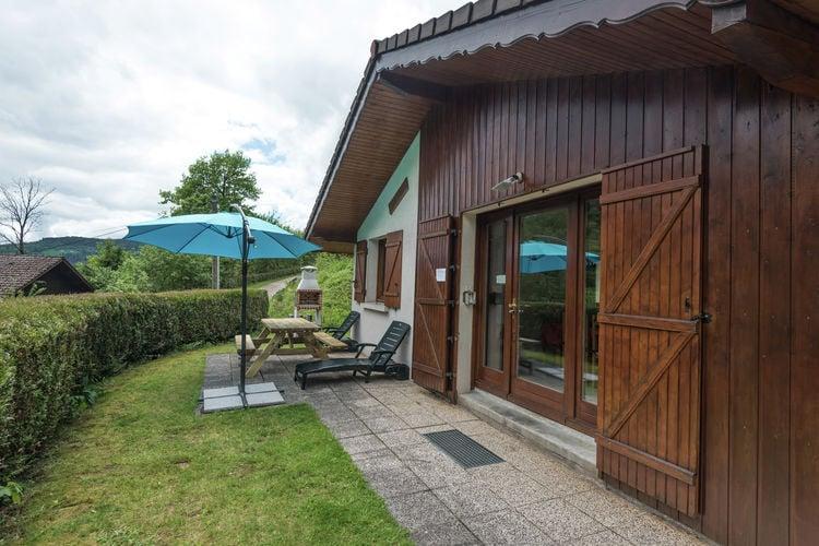 Vakantiehuizen Frankrijk | Vogezen | Chalet te huur in La-Bresse   met wifi 6 personen