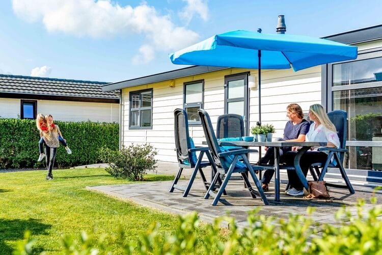 Vakantiehuizen Nederland | Noord-Holland | Chalet te huur in Egmond-aD-Hoef met zwembad  met wifi 5 personen