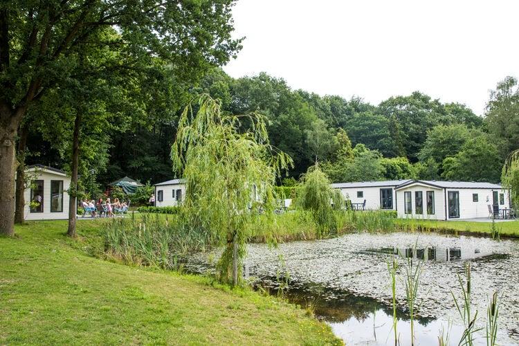 Nederland | Gelderland | Chalet te huur in Ede met zwembad  met wifi 6 personen