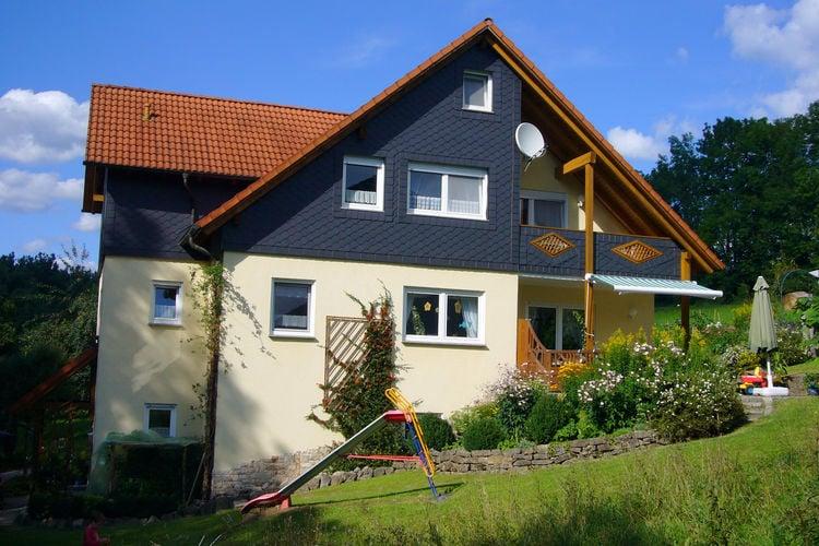 Duitsland | Beieren | Appartement te huur in Marktrodach   met wifi 6 personen