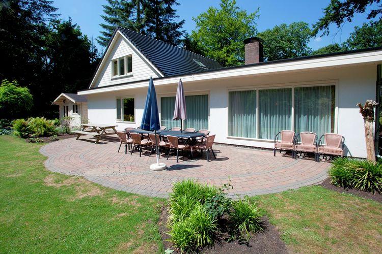 Villa met zwembad met wifi  Ede  Bospark Ede 2