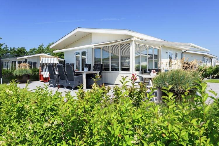 Chalet met zwembad met wifi  Noordwijk  Parc du Soleil 6