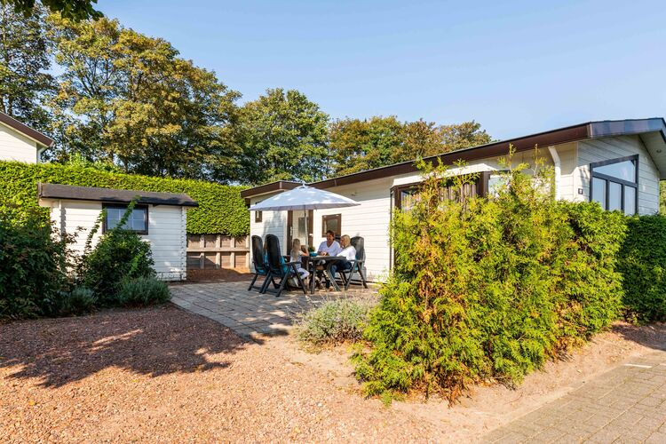 Vakantiehuizen Nederland | Zuid-Holland | Chalet te huur in Noordwijk met zwembad  met wifi 4 personen