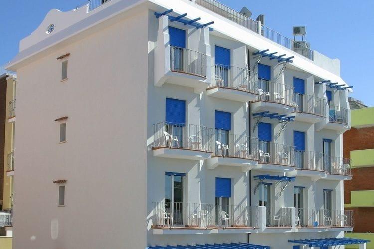 Appartement huren in Rimini -   met wifi  voor 2 personen  Je vindt de woning op slechts een ..