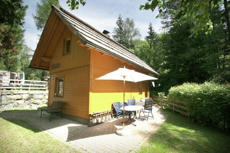 vakantiehuis Oostenrijk, Kaernten, Sankt Oswald - Bad Kleinkirchheim vakantiehuis AT-9546-21