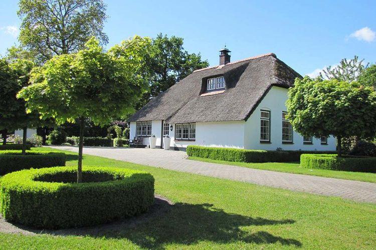 Nederland | Overijssel | Boerderij te huur in Dalfsen   met wifi 10 personen