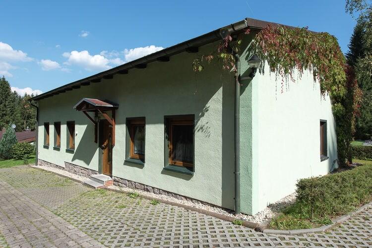 vakantiehuis Duitsland, Saksen, Jägersgrün vakantiehuis DE-09399-01