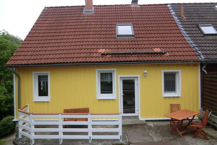 vakantiehuis Duitsland, Berlijn, Rübeland ot Neuwerk vakantiehuis DE-38889-46